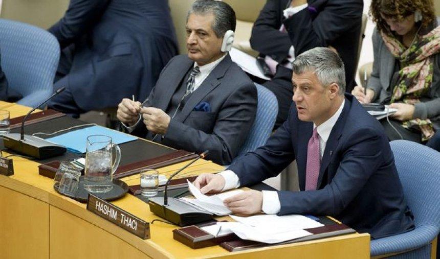 Thaçi krenohet me përballjen e tij me Daçiqin në OKB