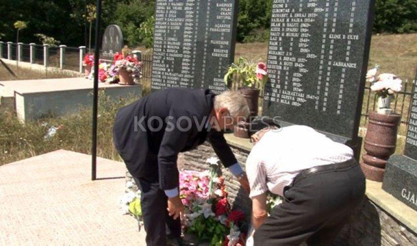 Masakra e Izbicës, përkujtimi më i rëndë