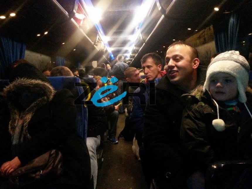 ALARMANTE! Mijëra kosovarë edhe sonte ia kanë mësyrë Evropës