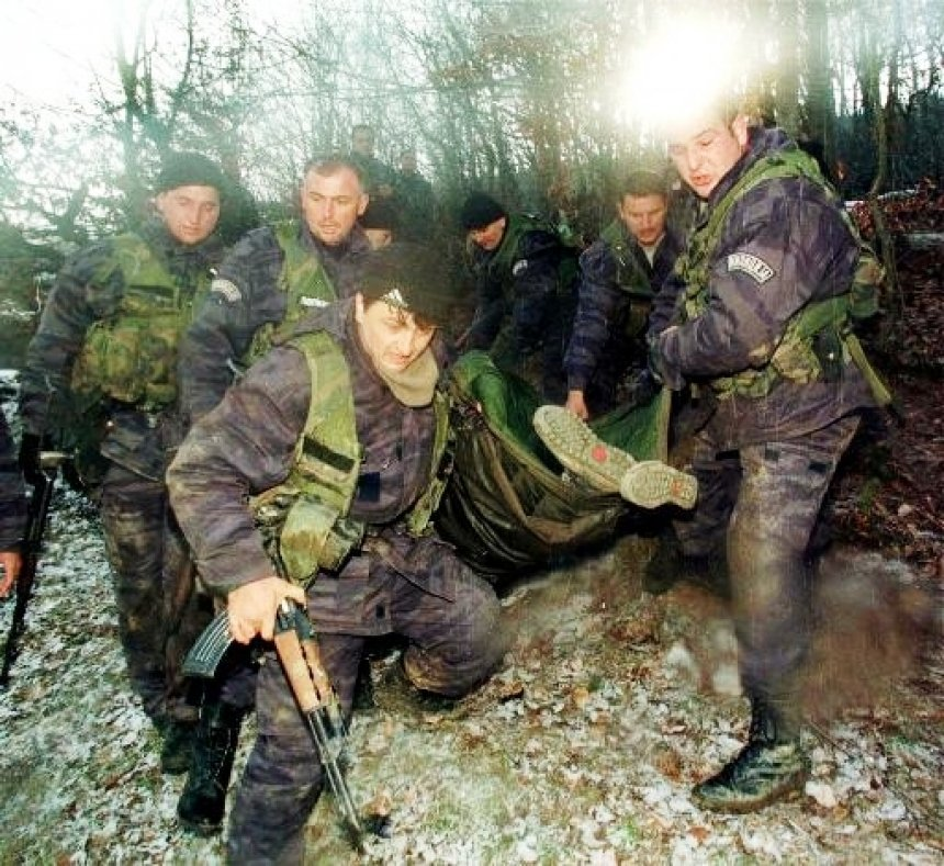 Ja lista e emrave të kriminelëve serb të luftës së Kosovës (Dokument)
