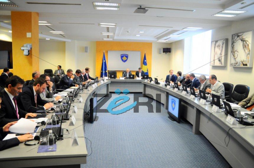 Qeveria aprovon Raportin për Gjendjen e Mjedisit në Kosovë për vitin 2015