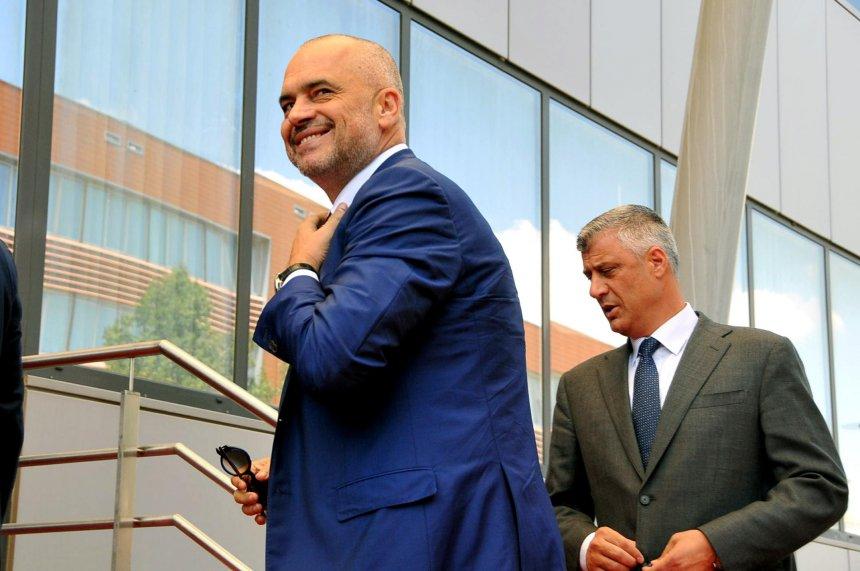 Edi Rama i bindur se Kuvendi Kosovës do të votojë Specialen