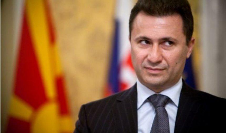 """Gazetari """"gozhdon"""" Gruevksin: E njihni kuptimin e fjalëve turp, dinjitet e moral?"""