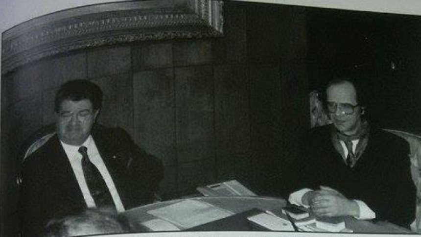 Cili ishte burrështetasi i parë që kishte takuar Ibrahim Rugovën? (Foto)