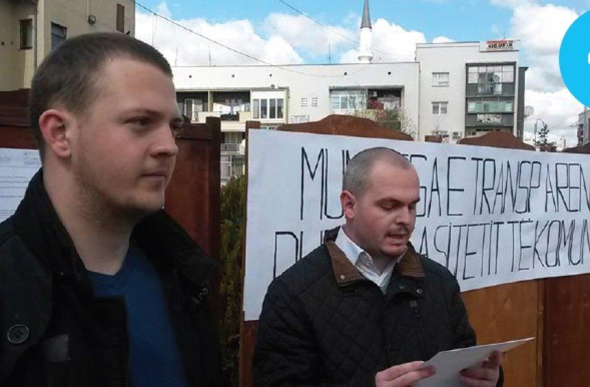 """Komuna, e mbyllur për """"Vetëvendosjen"""""""