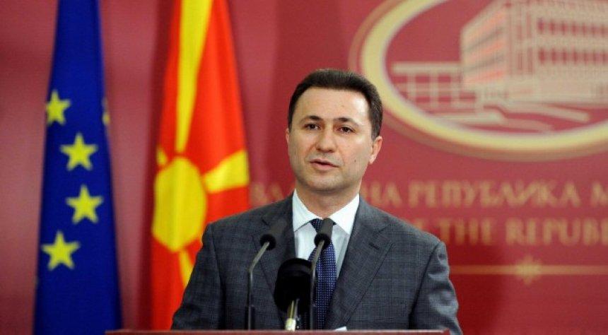 Gruevski lut për koalicion të gjerë, Zaevi e refuzon