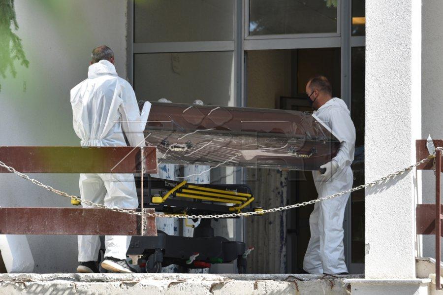 یک جوان 19 ساله به علت COVID-19 در میتروویکا درگذشت