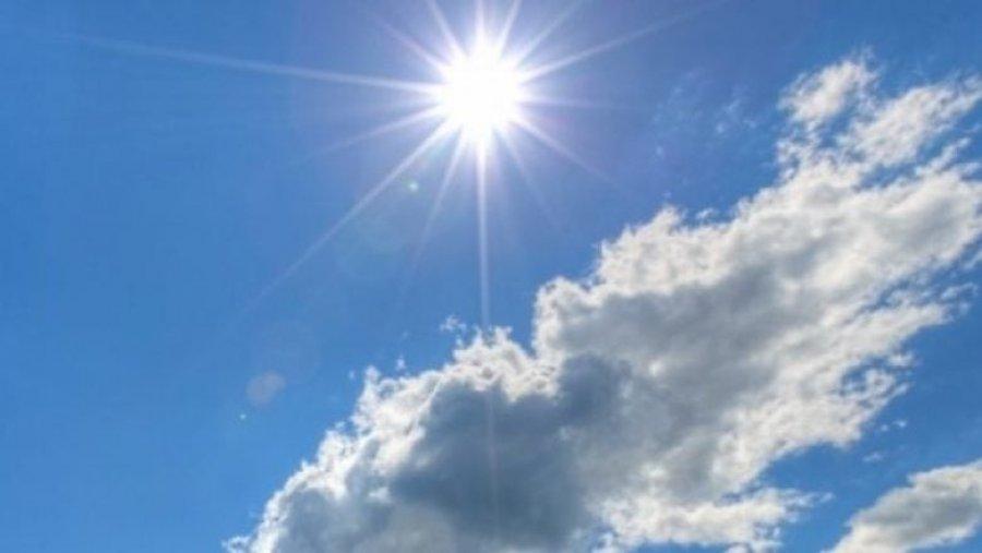 هوای ابری ، دمای بالاتر از حد متوسط