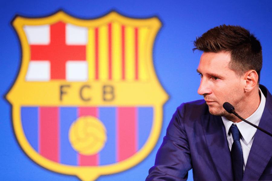 لاپورت: درب بارسلونا همیشه برای مسی باز خواهد بود