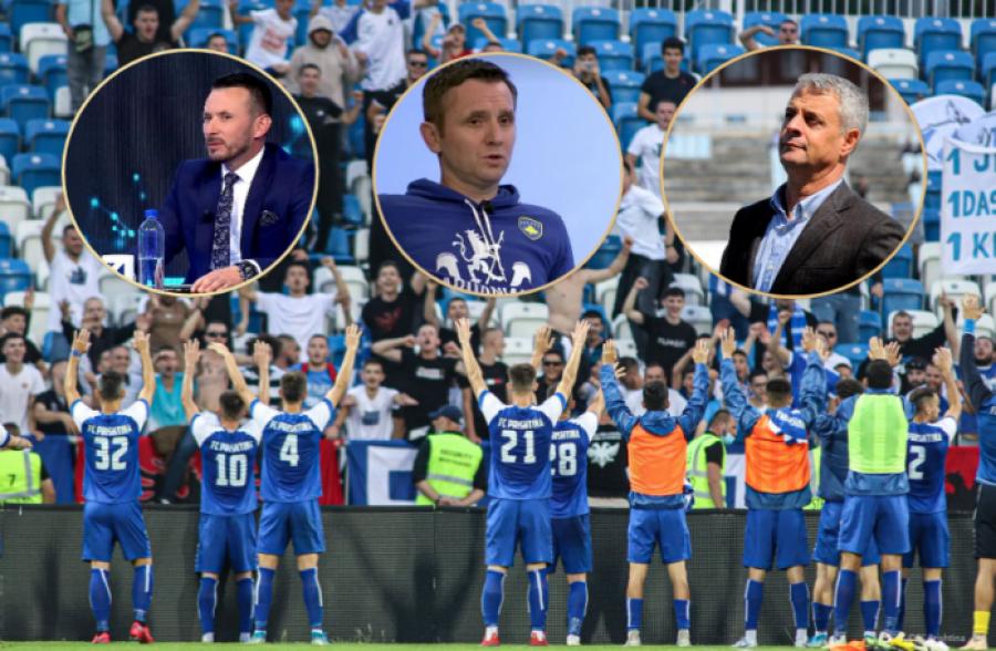 نظرات تحلیلگران درباره بازی در پریستینا: صعود به تیم باعث موفقیت بیشتر آنها در مسابقات اروپایی می شود