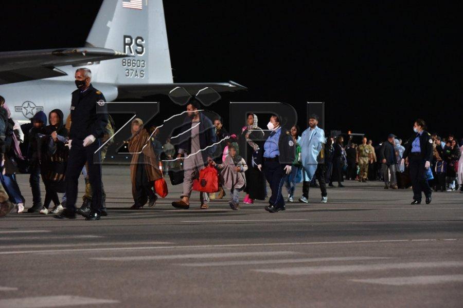 مهاجران افغان ، Svecla: فردا پروازهای آینده پیش بینی می شود