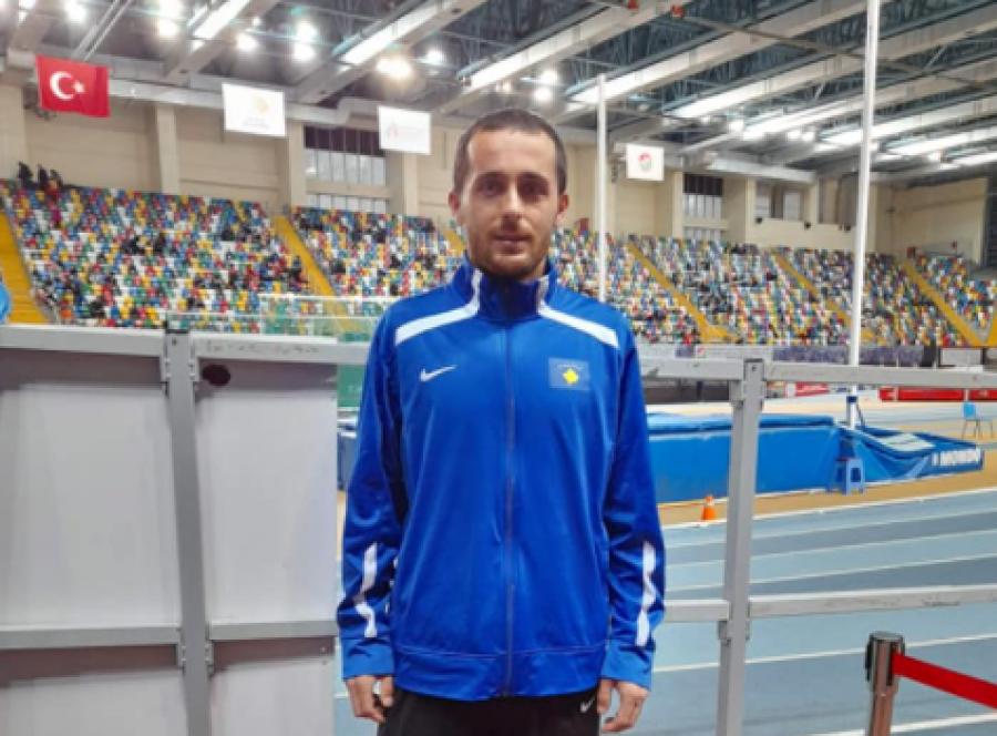 KOK هزینه های ورزشکار موسی حیدری را که در اردوی آماده سازی در استانبول شرکت می کند ، تأمین می کند