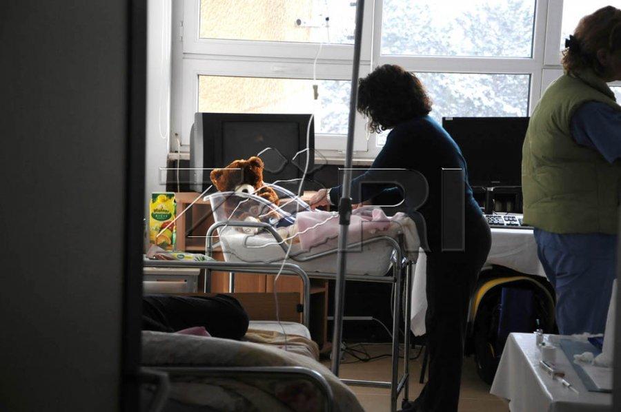کراسنیچی اولین کودک برای سال 2021 یک دختر است ، از کارکنان برای این کار تشکر کرد