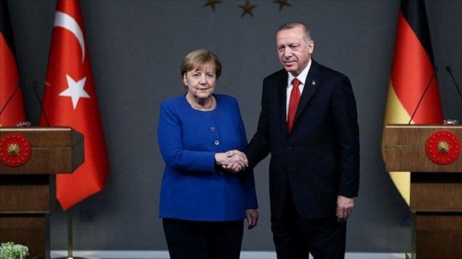 اردوغان: ترکیه در حال مذاکره با آلمان برای تولید مشترک واکسن است