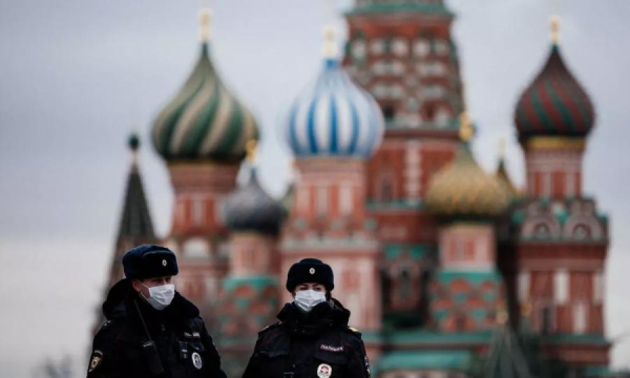طی 24 ساعت گذشته 447 مورد مرگ ناشی از COVID-19 در روسیه