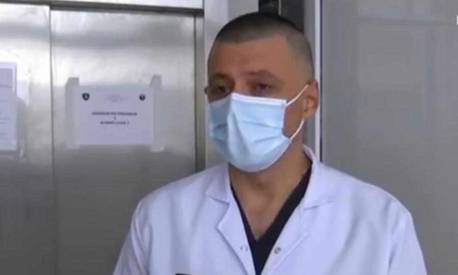 پس از اعتصاب تقریباً 1 ماهه ، پرستار UCCK استعفا داد