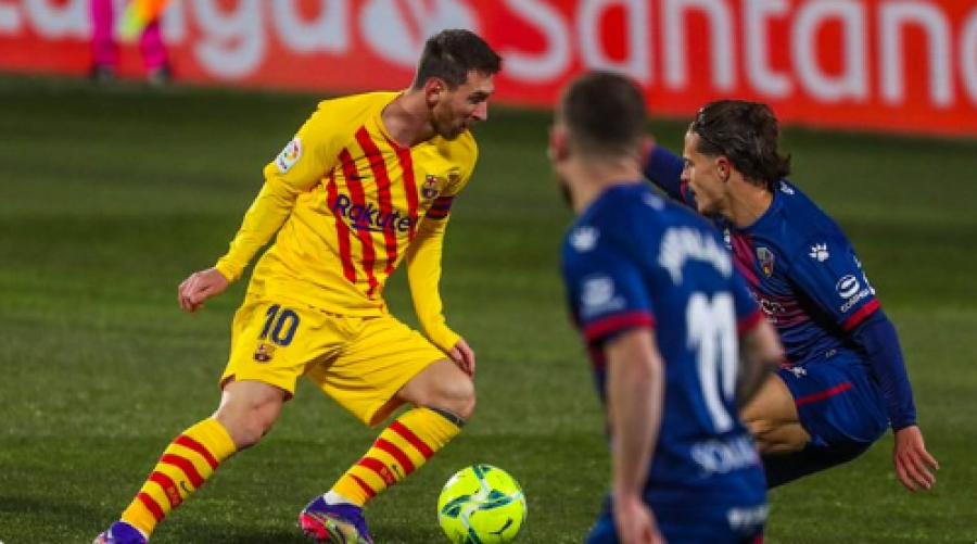هوئسکا 0: 1 بارسلونا: نتایج بازیکن ، بازیکن مسی مسابقه