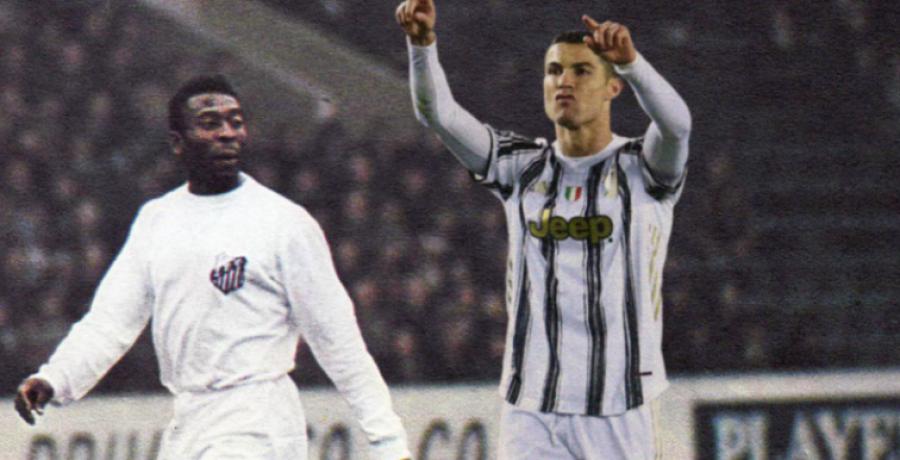 کریستیانو رونالدو رکورد پله را می شکند ، او برای تبدیل شدن به بهترین گل تاریخ به دو گل دیگر نیاز دارد