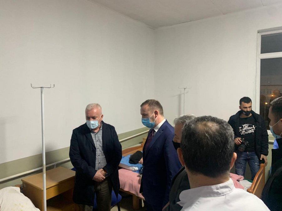 زيماج: مداواي مجروحان در بيمارستان فريزاج و UCCK در حداكثر سطح است