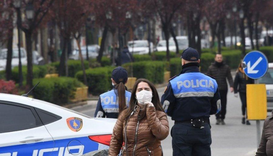 ساعات پلیس در آلبانی تغییر می کند ، از امروز محدودیت ها از 22:00 تا 6:00 شروع می شود