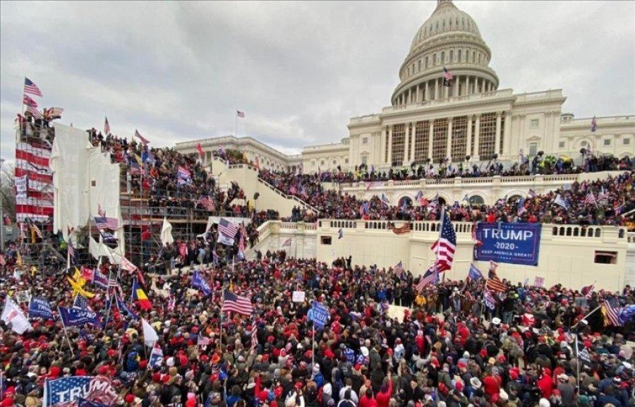 مقامات آمریکایی تأیید کرده اند که ساختمان Capitol اکنون ایمن است