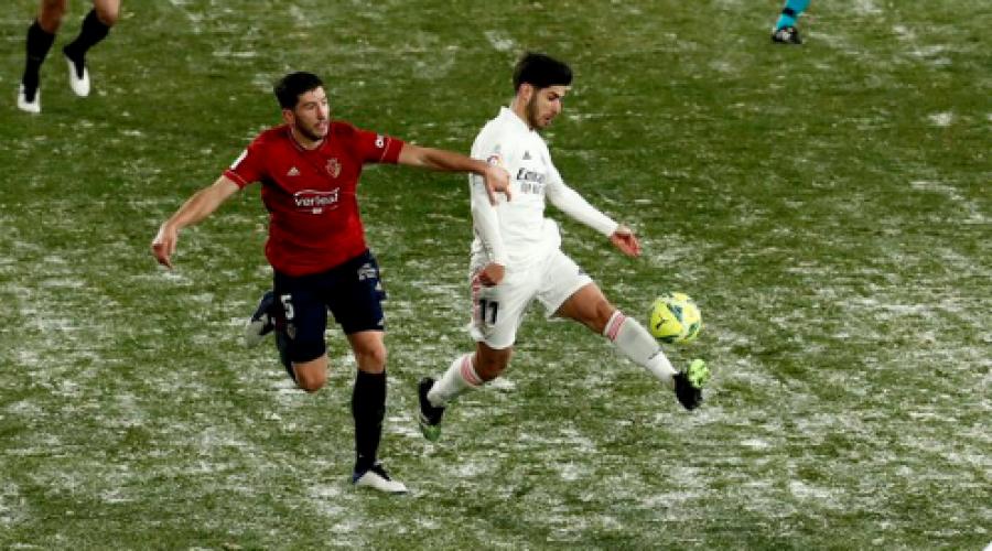 امتیاز بازیکنان: اوساسونا 0: 0 رئال مادرید ، مودریچ و بنزما