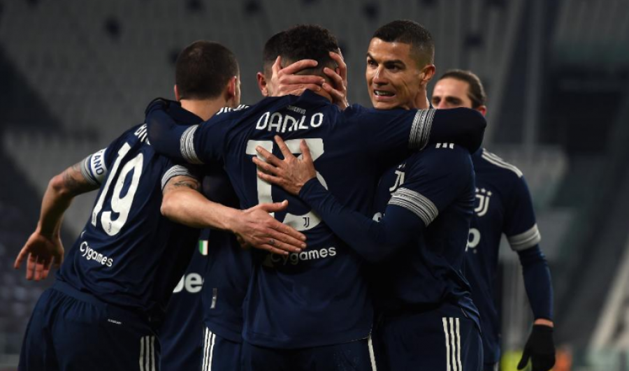 رتبه بندی بازیکنان: یوونتوس - ساسولو ، رونالدو و دانیلو بهترین