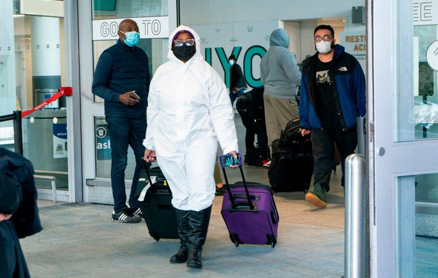 ایالات متحده به آزمایشات منفی COVID-19 از همه مسافران هوایی نیاز دارد