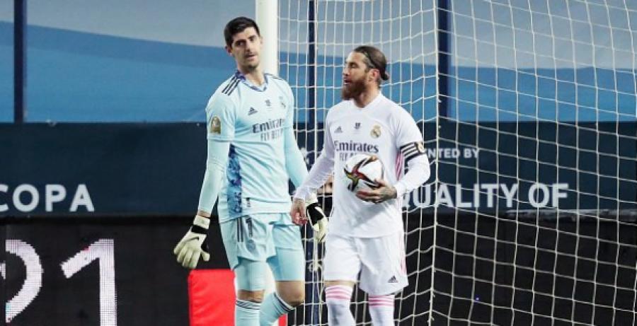 رئال مادرید ناکام می ماند ، اتلتیک بیلبائو پیروز می شود و راهی فینال سوپرجام اسپانیا می شود