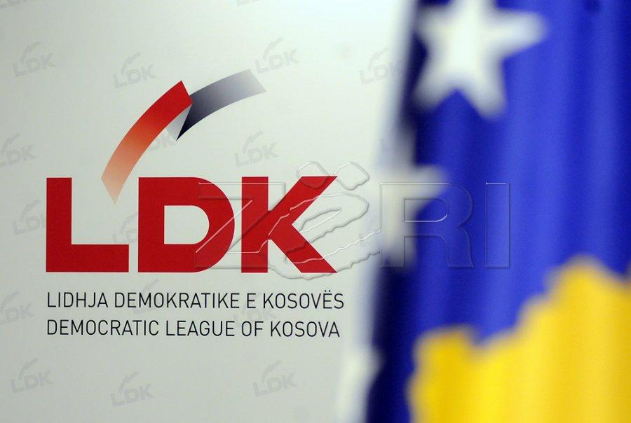 LDK فردا ریاست جمهوری را تشکیل می دهد ، اسامی نامزدهای نمایندگان منتشر می شود