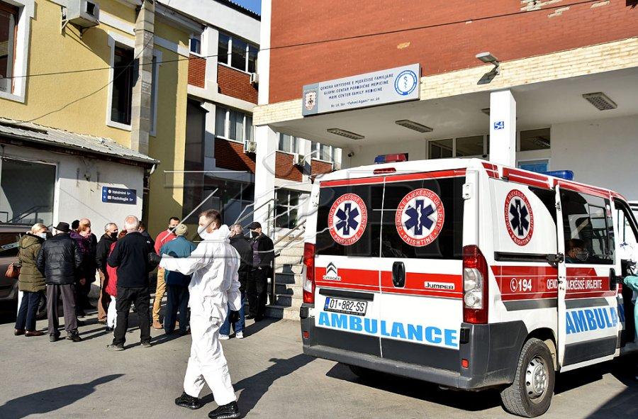 بیش از 10 هزار نفر در MFMC پریشتینا واکسینه شده اند علیه آنفلوانزای فصلی