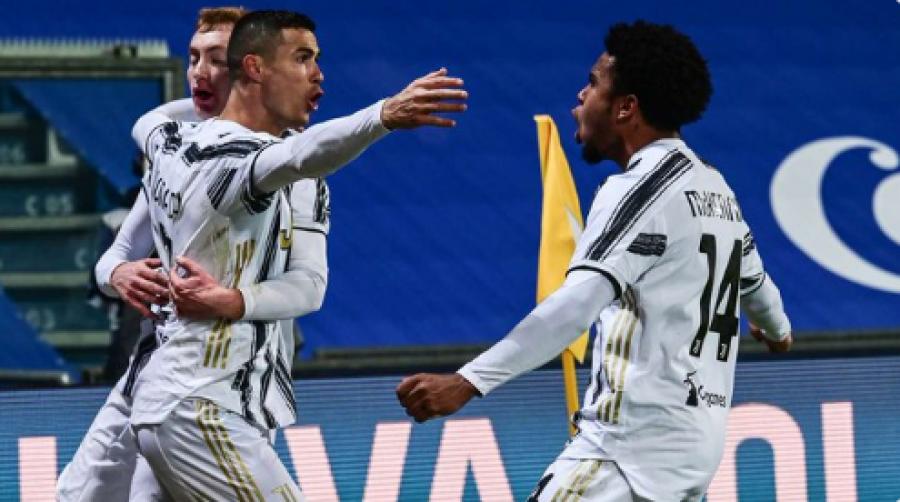 یوونتوس با پیروزی در سوپرجام ایتالیا همچنان بر فوتبال ایتالیا تسلط دارد