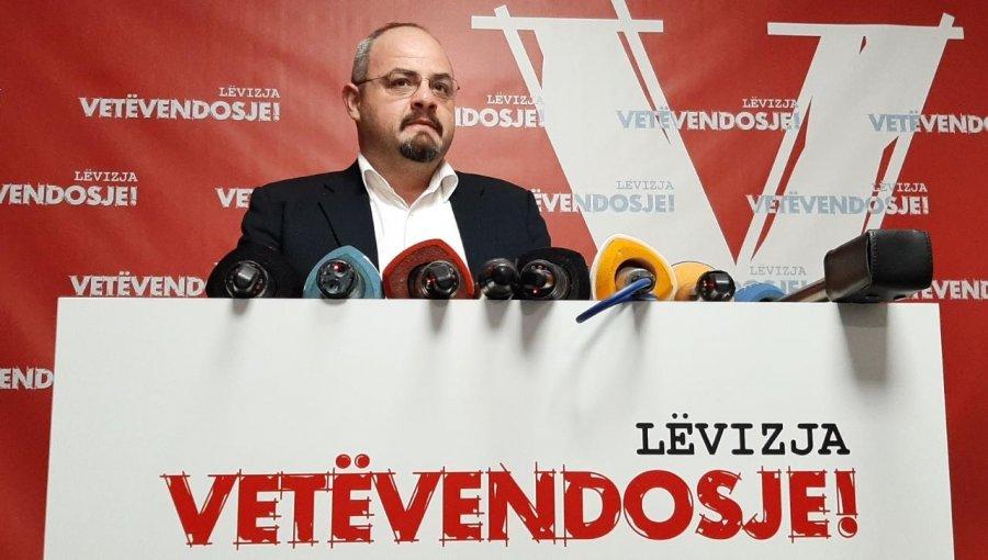 جنبش Vetëvendosje در آلبانی اولین نامزدها را برای انتخابات 25 آوریل رسمی می کند