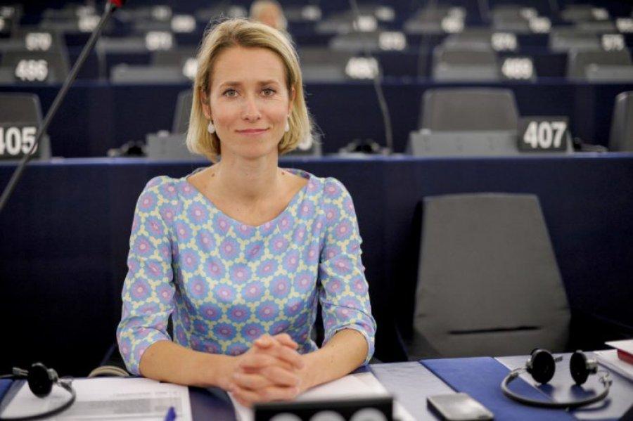 استونی برای اولین بار در تاریخ با نخست وزیر زن