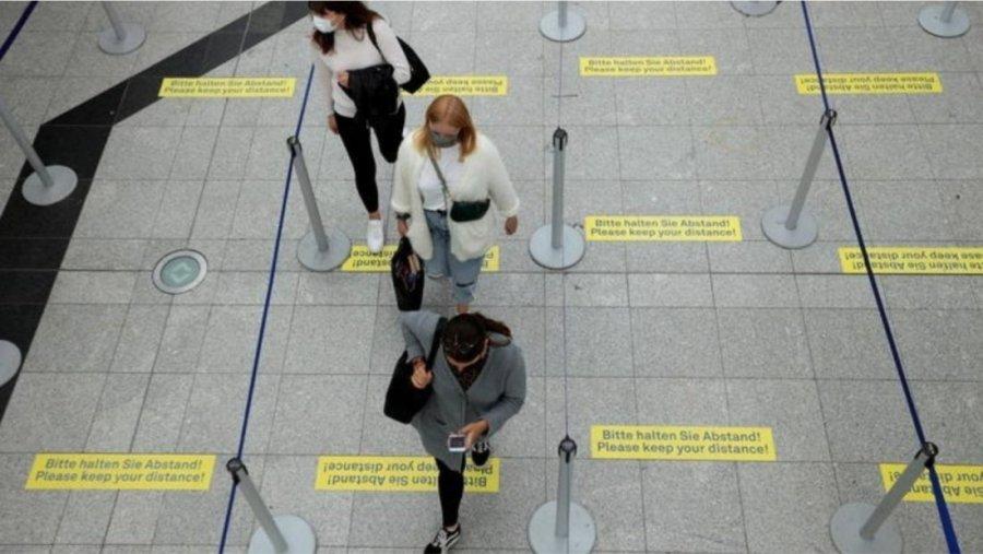 آلمان ، مسافران از انگلیس ، پرتغال و ایرلند ممنوع هستند