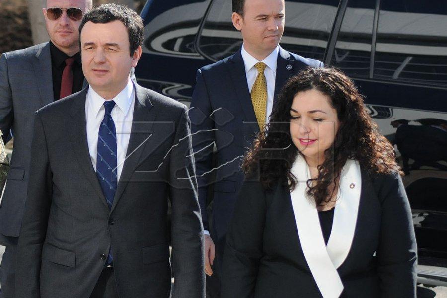 کوپینا می گوید که عثمانی برنده لیست LVV نیست ، کورتی نامزد نخست وزیری است