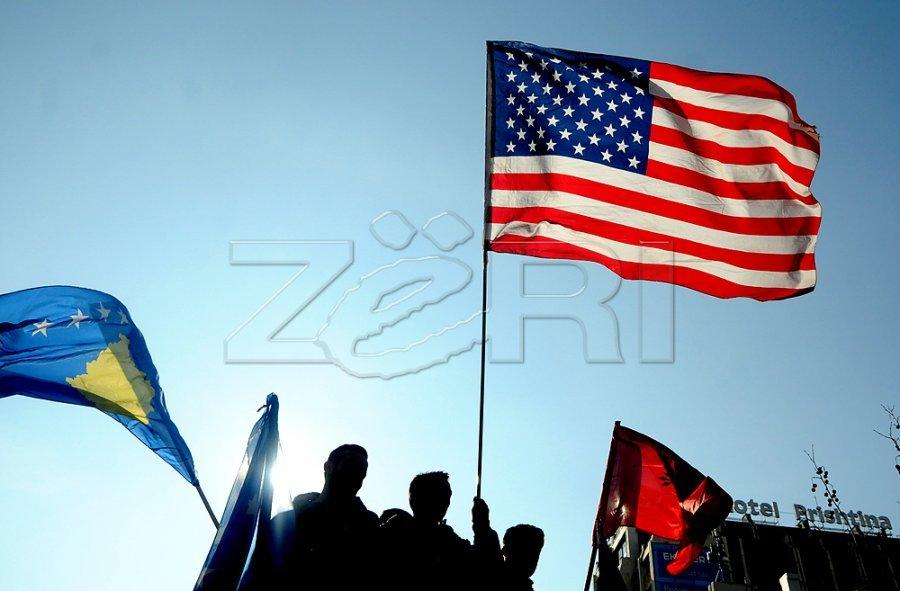 روز استقلال آمریکا در کوزوو نیز گرامی داشته می شود
