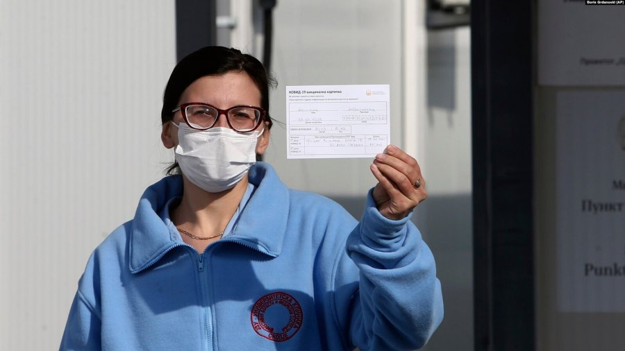 The epidemiological situation in Northern Macedonia is improving