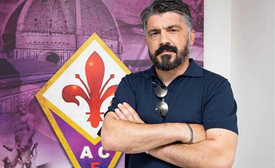 Problems at Fiorentina, Gattuso can leave only after 20 days