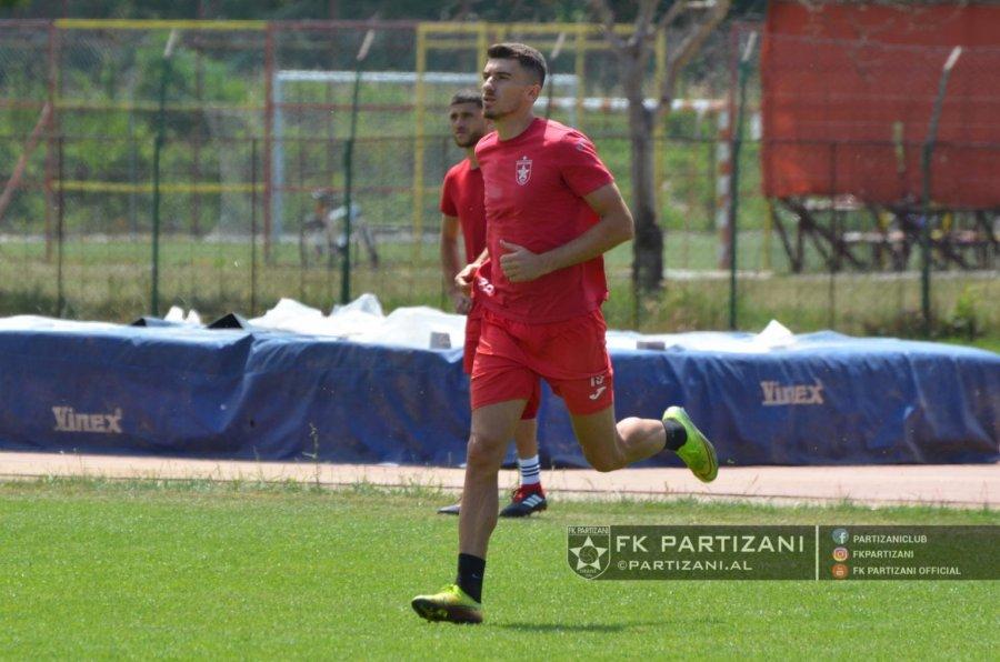 Gjilan and the Balkans wanted him, Musta signed with Partizan