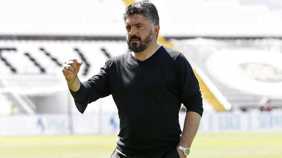 Tottenham give up Gattuso