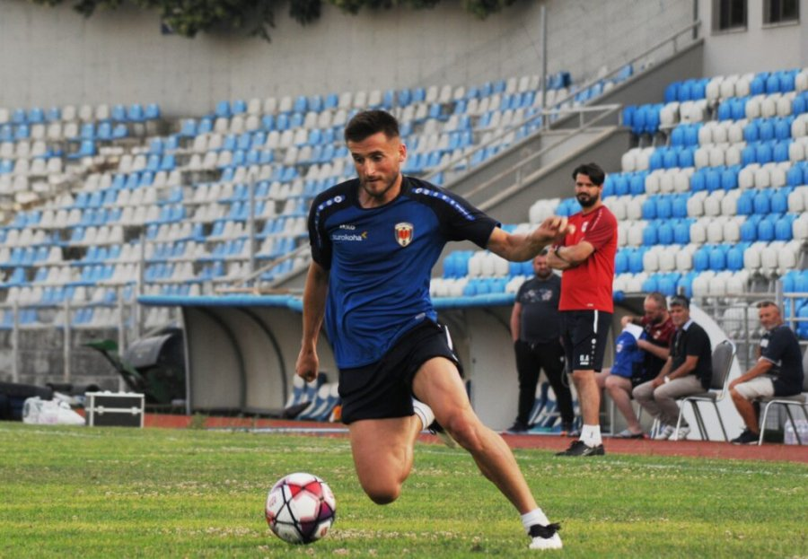Endrit Krasniqi: We do not know the opponent, we must give our best