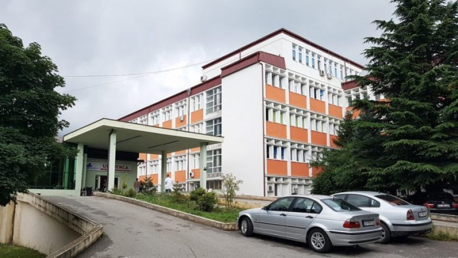 Four patients with COVID are being treated at Peja Hospital