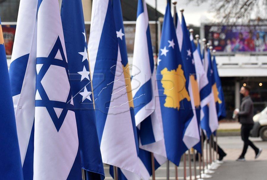 Kosovo congratulates Israel on the new government