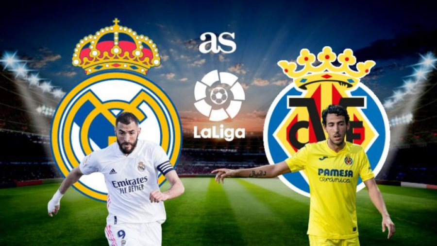 تشکل های رسمی: رئال مادرید - ویارئال،