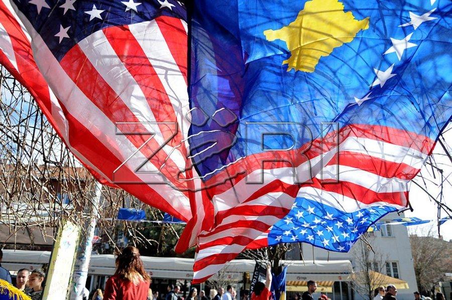 ایالات متحده ، مطمئن ترین ضامن گفتگو بین کوزوو و صربستان