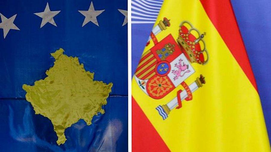 اسپانیا قصد ندارد دفتر ارتباطی در کوزوو را افتتاح کند