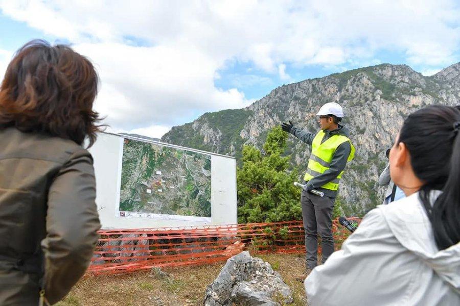 با کمک ایالات متحده ، ساخت نیروگاه برق آبی Skavitsa به ارزش 500 میلیون دلار آغاز شده است