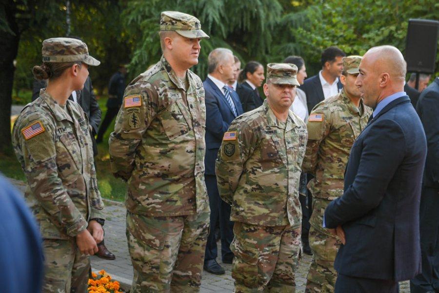هارادیناج: حمله 11 سپتامبر به ایالات متحده: کوزوو همیشه در کنار آمریکا خواهد بود